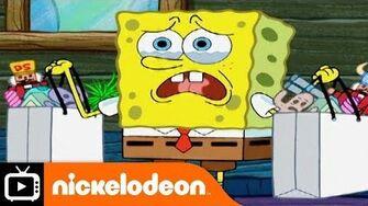 SpongeBob SquarePants - Tourist Trap Nickelodeon
