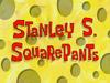 Stanley S. SquarePants title card