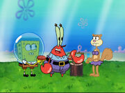 The Krabby Patty That Ate Bikini Bottom 039