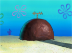 Patrick Star's Rock in Season 7