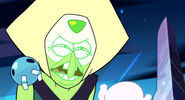 Peridot Who Put You on the Planet