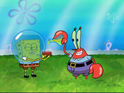The Krabby Patty That Ate Bikini Bottom 046