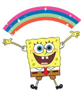 SpongeBob Imagination stock art