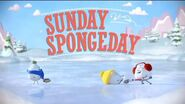 SpongeBob SquarePants Sunday SpongeDay December 2018 promo commercial - Nickelodeon