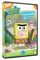 SpongeBob Goes Prehistoric Bilingual DVD
