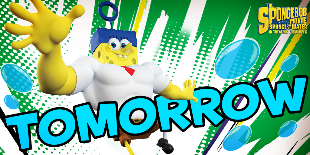 image the spongebob movie sponge out of water tomorrow png