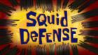 Защита Сквидварда (Титульная карточка)