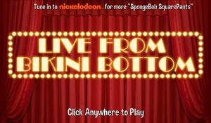 Live from Bikini Bottom