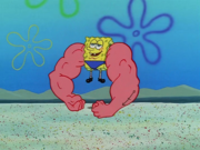 MuscleBob BuffPants 091