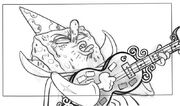 SpongeBob Movie Wizard SpongeBob Storyboard 5