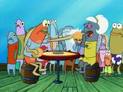Mermaid Man vs. SpongeBob 131