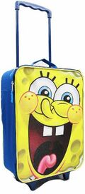 SpongeBob Rolling Luggage