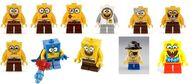 Spongebob minifigures