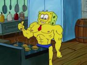 MuscleBob BuffPants 028