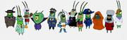 Plankton's Army 32