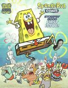SpongeBob Comics No. 1 Poster