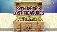 Nickelodeon Asia - SpongeBob Gold SpongeBob's Lost Treasures marathon promo