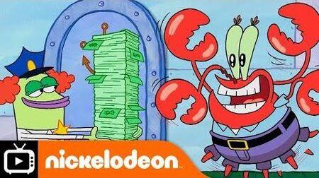 SpongeBob SquarePants - The Krusty Prison Nickelodeon