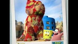 SpongeBob and Patrick Travel the World - SPAIN Paramount Pictures International