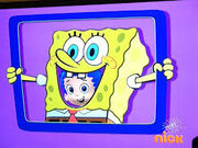 Spongebob from the Bubble Guppies
