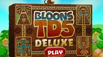 Bloons Rock Party (Rock Theme) - Bloons TD 5 Deluxe