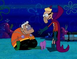 Mermaid Man and Barnacle Boy V 183