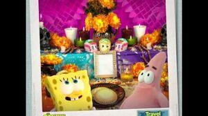 Spongebob and Patrick Travel the World MEXICO (Short) Paramount Pictures Australia