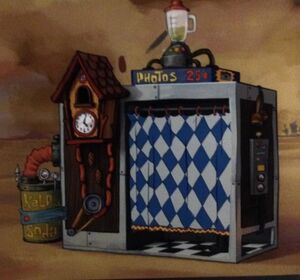 Time Machine (The SpongeBob Movie Sponge Out of Water)
