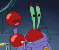 Krabs headphone huh