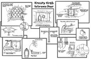 Krusty Krab reference sheet
