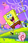 SpongeBob promo poster 2008
