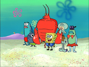 Larry in Bubble Buddy-36