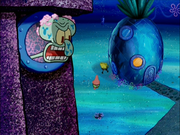 Squidward in Have You Seen This Snail?-2