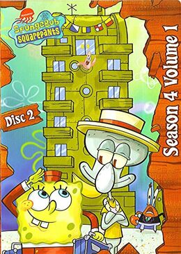 Season 4 Volume 1 Disc 2