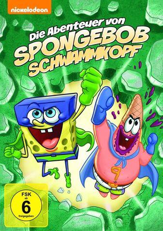 File:The Adventures of SpongeBob SquarePants German DVD.jpg