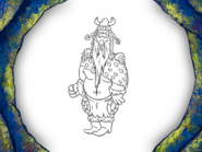 Viking-Sized Adventures Character Art 37
