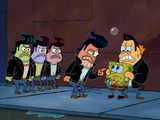 The Bubble Poppin' Boys