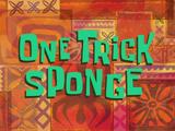One Trick Sponge