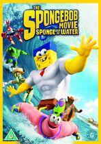 SpongeBob Movie SOOW DVD UK