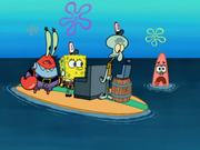 SpongeBob SquarePants vs. The Big One 048