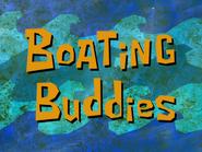 Squidward Doesn't Like Boating School