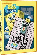 Bikini Bottom's Most Wanted Spanish DVD