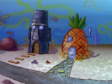 Patrick Star's house/gallery