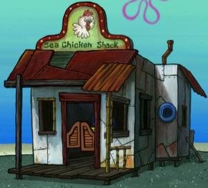 Sea Chicken Shack