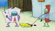SpongeBob You're Fired 363