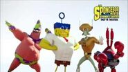 Fruitsnackia 'The SpongeBob Movie Sponge Out of Water' Commercial
