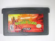 Nicktoons-Battle-for-Volcano-Island-game-for-Nintendo-Gameboy-Advance-Loose