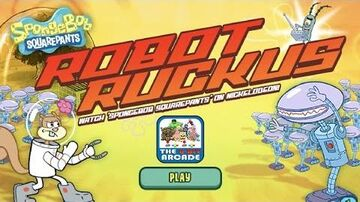 SpongeBob SquarePants - Robot Ruckus
