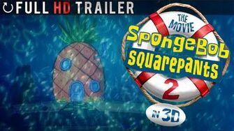 The SpongeBob SquarePants Movie 2 Official Trailer (2015)-0