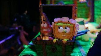 Behind the scenes of SpongeBob SquarePants' stop-motion Halloween special